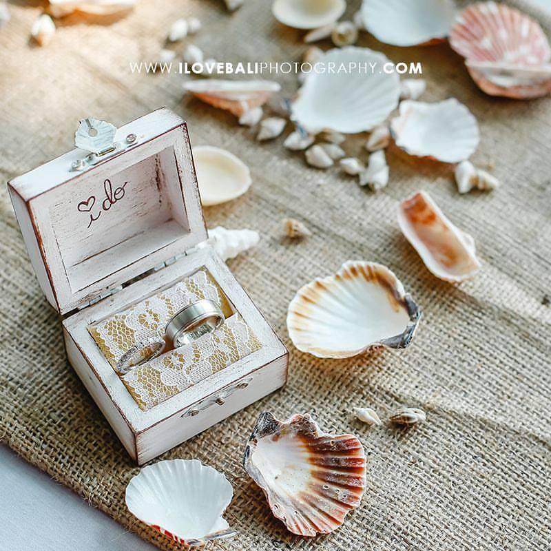 Bali wedding rings