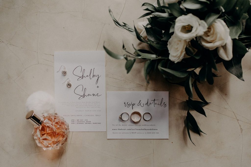 Wedding Bali Shelby and Shane